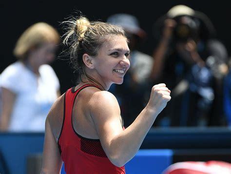 Maria Sharapova beats No. 2 Simona Halep in first Grand Slam after ban - Business Insider