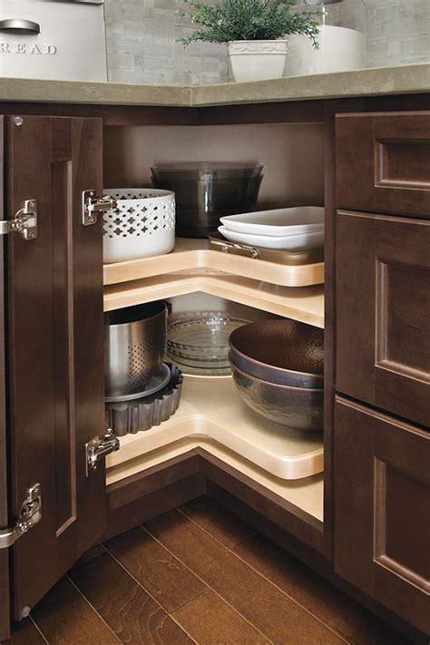 lazy susans for kitchen cabinets asymmetrical lazy susan cabinet homecrest 8926