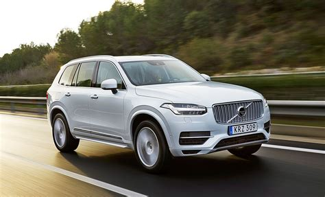 plugging  volvo xc   drive car january