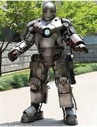 Iron Man Suit  Mark 1 ...