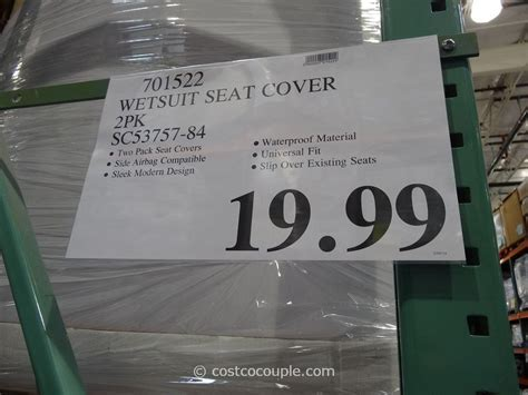 WetSuit Seat Covers