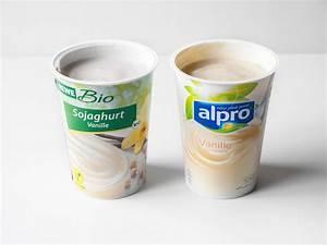 Alpro Soja und Rewe Bio Soja im Test Freiknuspern