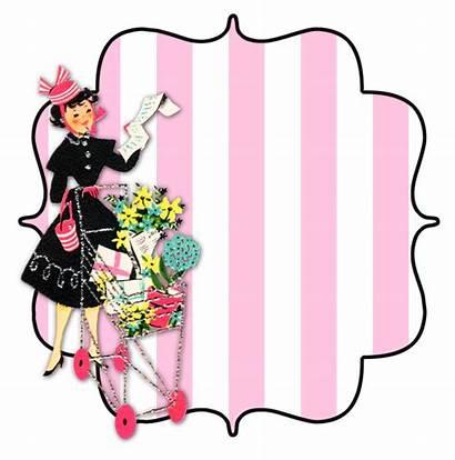 Lady Pretty Pretties Freebie Things Todo Pink