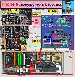 Iphone 6 Charging Problem Repair Solution Charging Ways