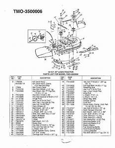 Murray Lawn Mower Belt Diagram 46 Inch  U2014 Untpikapps