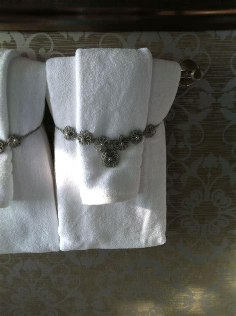 bathroom towel ideas great wallpaper and towel display bathrooms
