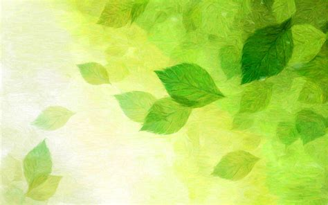 Abstract Green Leaf Wallpaper by 30 Hd Green Wallpapers