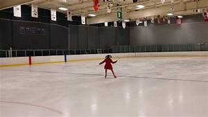 Kimberly Phan Christmas Performance At LA Kings IceTown In