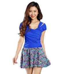 womens vintage one pieces swimsuits with skirts cute