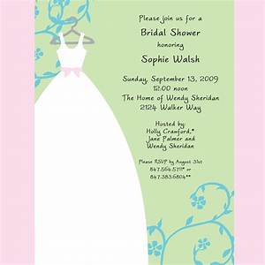 Bridal shower bridal shower invitation wording card for Wedding shower wording