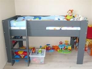 Lit En Hauteur Enfant : lit haut enfant ~ Preciouscoupons.com Idées de Décoration