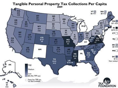2015 va state tax table states moving away from taxes on tangible personal