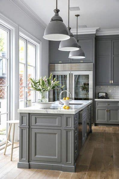 kitchen design grey 66 gray kitchen design ideas decoholic 1207