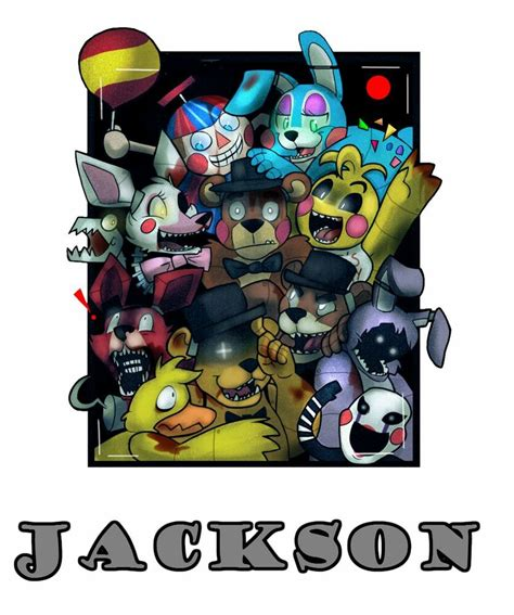 Generate unique gift cards for freddy. FIVE NIGHTS AT FREDDY'S Art tshirt CUSTOMIZE Personalize Birthday gift FNAF   eBay