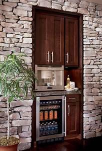 Built, In, Kitchen, Coffee, Bar