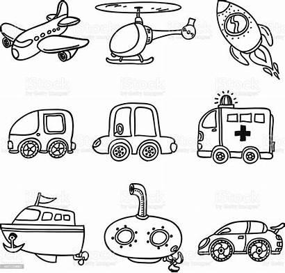 Transportation Vector Istock Illustration