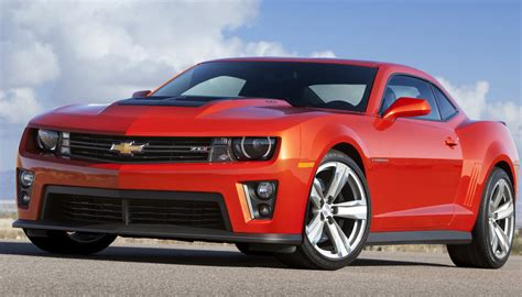 How Much Of A Beast Is Chevy's New Camaro Zl1 Compared To