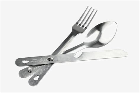 camping utensils utensil steel stainless se hiconsumption chow