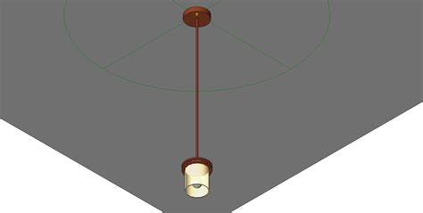 generic interior lighting bim objects families