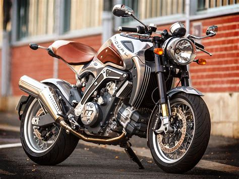 Midual's First Bike Has A Fuel Tank Loaded With Gauges