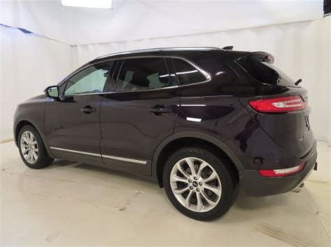 purple lincoln mkc  sale  cars  buysellsearch