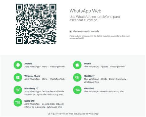 Como Usar Whatsapp Desde El Navegador De Nuestro Pc Y Mac