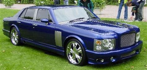 Bentley Mulsanne Modification by Air Ridin 1983 Bentley Mulsanne Specs Photos