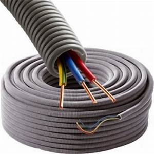 Section Cable Electrique Alimentation Maison : quelle couleur et quelle section de fil lectrique ~ Premium-room.com Idées de Décoration