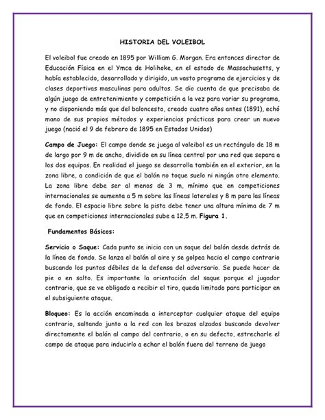 Biografia De Resumen by Biografia Voleibol Newhairstylesformen2014