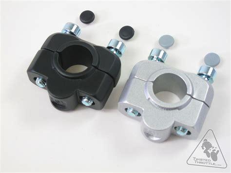 Sw-motech Handlebar Risers For Select Aprilia, Bmw, Honda