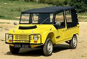 Citroen Mehari Occasion : citro n m hari 4 4 1979 1983 l 39 automobile ancienne ~ Gottalentnigeria.com Avis de Voitures