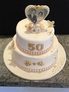 50th wedding anniversary cake cake decorating community With 50th wedding anniversary cake ideas