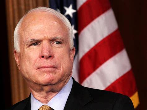 Trump disses the late John McCain again