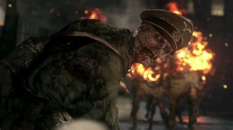 zombies duty call ww2 nazi juggernog trailer cod formula wwii armor guide dead gameranx survive longer mode