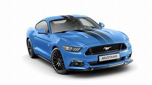 2017 Ford Mustang Blue Edition | Top Speed