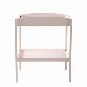 Table A Langer Maison Du Monde : table langer rose l 80 cm pastel maisons du monde ~ Teatrodelosmanantiales.com Idées de Décoration