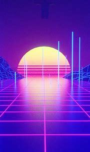 Retrowave HD Phone Wallpapers - Wallpaper Cave