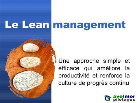 le lean management lean management