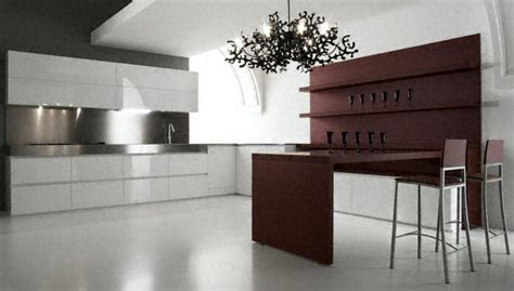 plan de cuisine moderne cuisine plan de travail en îlot de cuisine moderne en inox