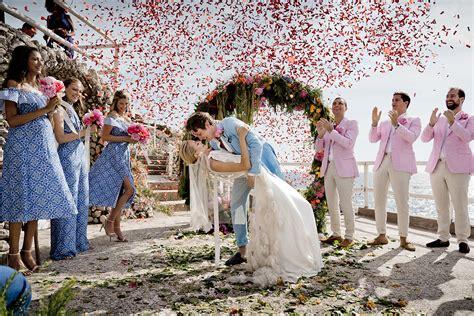 The Italian Wedding Event Perfect Italy Wedding