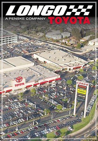 largest toyota dealership   world longo toyota