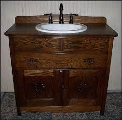 Antique Bathroom Vanity Sink by Antique Bathroom Vanities Vessel Sink Vanity