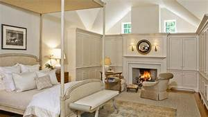 15 Traditional Bedrooms With Fireplaces Home Design Lover