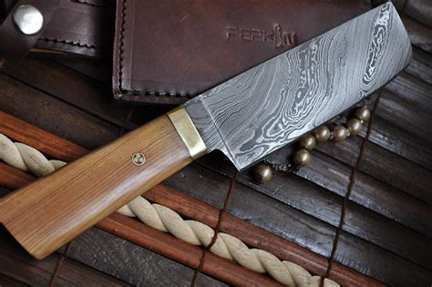 custom kitchen knives for sale now on sale chef knife damascus knife by perkin knives