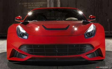 Novitec Rosso Unleashes 770bhp Widebodied Ferrari