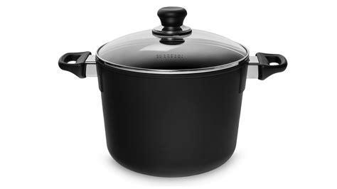 pot scanpan nonstick classic quart pots soup cutlery cutleryandmore