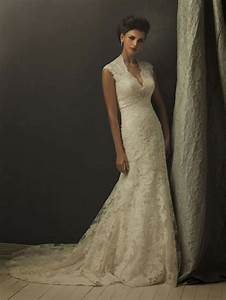 ivory lace wedding dress with cap sleeves naf dresses With ivory lace wedding dress