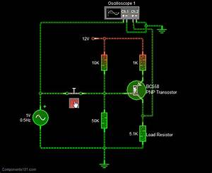 Bc558 Transistor Amplifier Circuit