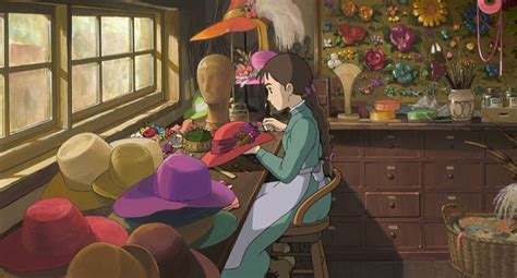 Howl S Moving Castle Hd Review Howl 39 S Moving Castle Us Bd Ra Dvdactive