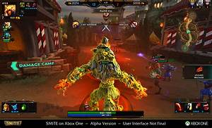 SMITE For XBox One PAX East 2015 Preview